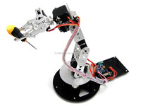 6DOF Robotic Arm--within 32 RC Servo Motor Control System