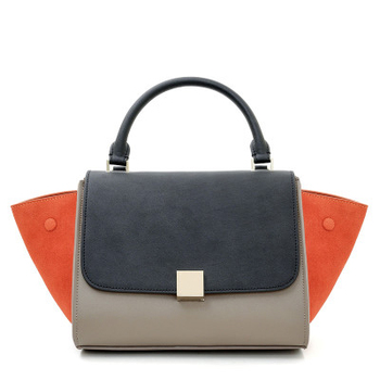 2017 Por European Luxury Brand Designer Handbags With Your Logo