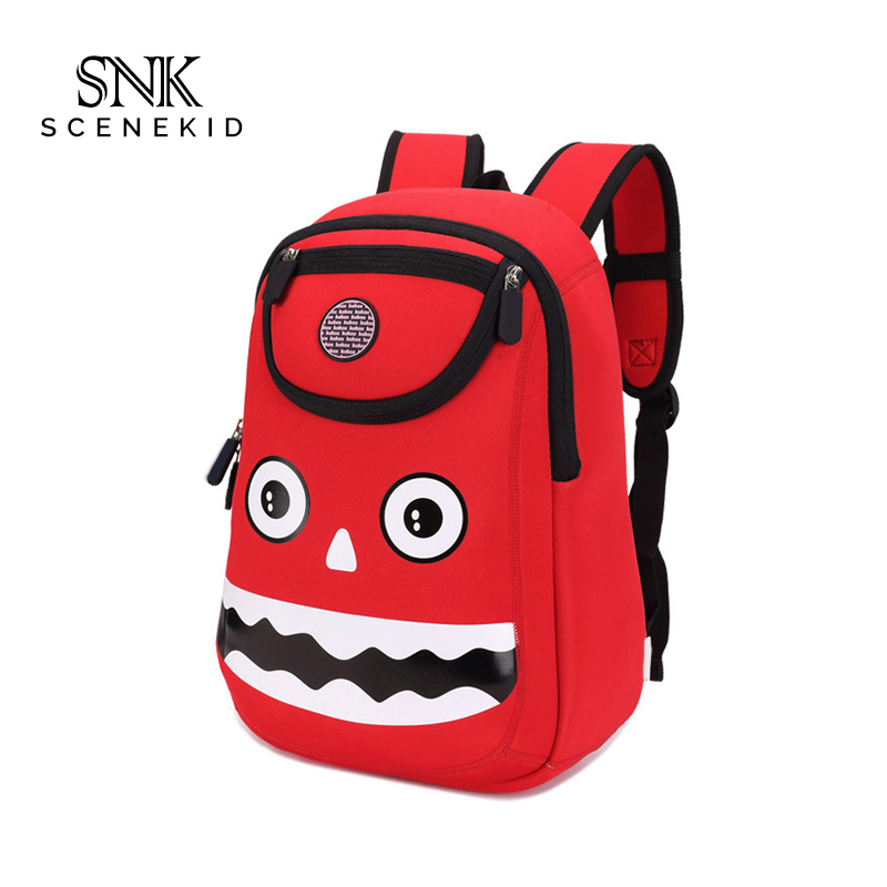 Design Cartoon Backpack Wholesale Children School Bag