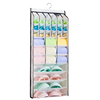 42 cells underwear sock clothes multipurpose hanging closet organizer