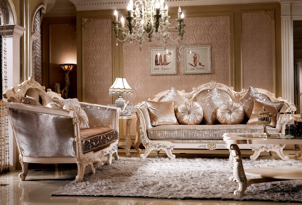 Stile francese mobili divano camera da letto suite id prodotto 60513823978 - Mobili stile francese ...