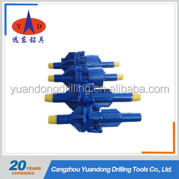 2017 hot new product rock drilling machine steel hole opener