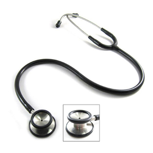 DT-410A Classic Dual Head Stainless Steel Stethoscope