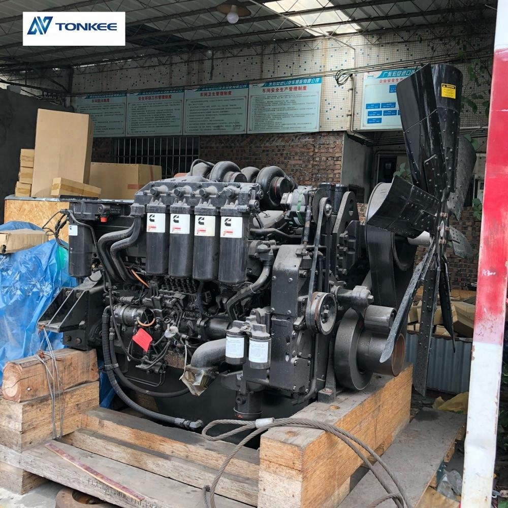 QST30-C 37254117 783KW 1050HP 2100RPM complete new engine assy QST30 diesel engine assy for engine