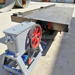 Factory Price 6-s Gold Tungsten Ore Shaking Tables for Sale