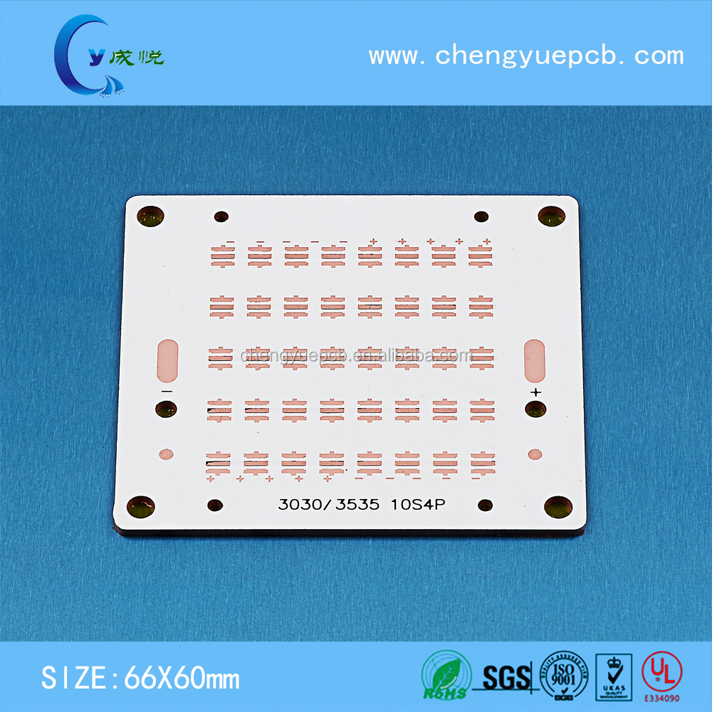 direct thermal path copper pcb high thermal conductivity led pcb smd 3030 3535 led pcb