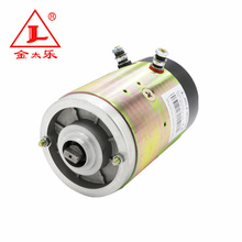 JINLE Hydraulic Pump Motor 12V 2000W DC With S3 Duty For Power Unit