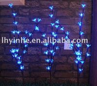 Christmas Led Branch,Lawn Stake Lights /residential Or Commercial ...