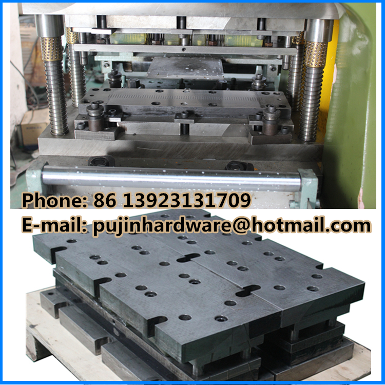 Automatic metal punching machine/ aluminum punch press machine