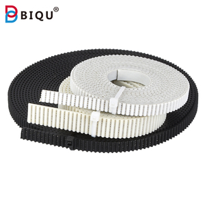 BIQU Cheap Timing Belt GT2-6mm Open PU GT2 Timing Belt industrial with Steel Core