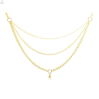the with mfgf design locket filled chain shaped of chains gold border gift a heart