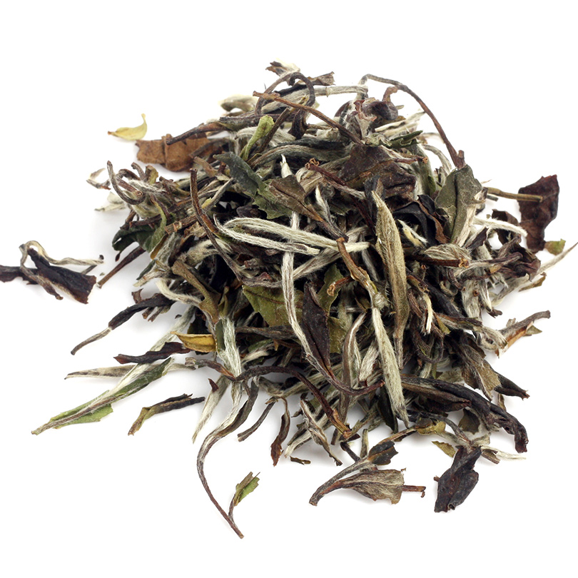 Chinese most famous and sliming White Peony Green Tea for weight loss - 4uTea   4uTea.com