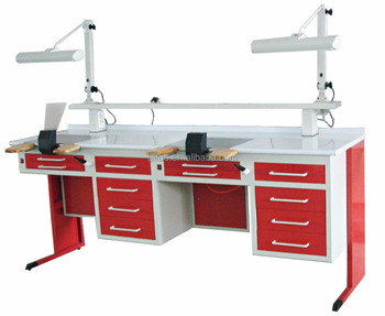 Dental Lab Work Bench Furniture Buy Dental Laboratory