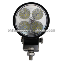 2013 New High Bright 12&24V 12W Off Road ATV LED Light / LED Work Light