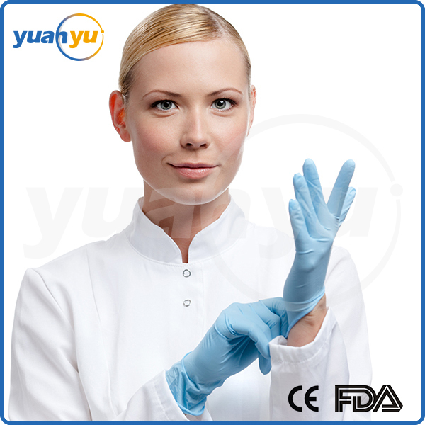 16% Off !! Cheap Price Ultra Soft Nitrile 100% Latex Free Powder-Free Disposable Medical Examination Nitrile Glove