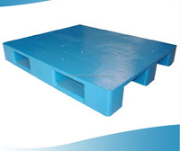 OEM blow molding plastic pallet for various industries Shockproof plastic pallet