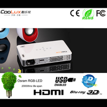 Coolux X3+ 3D Multimedia Projector