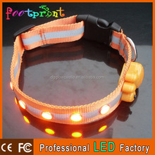 Popular pet dogs usa charm led collar