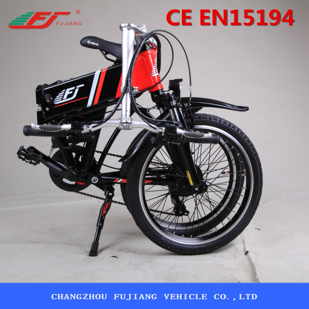 New Folding E Bike Folding Electric Bike Mini Bicycle