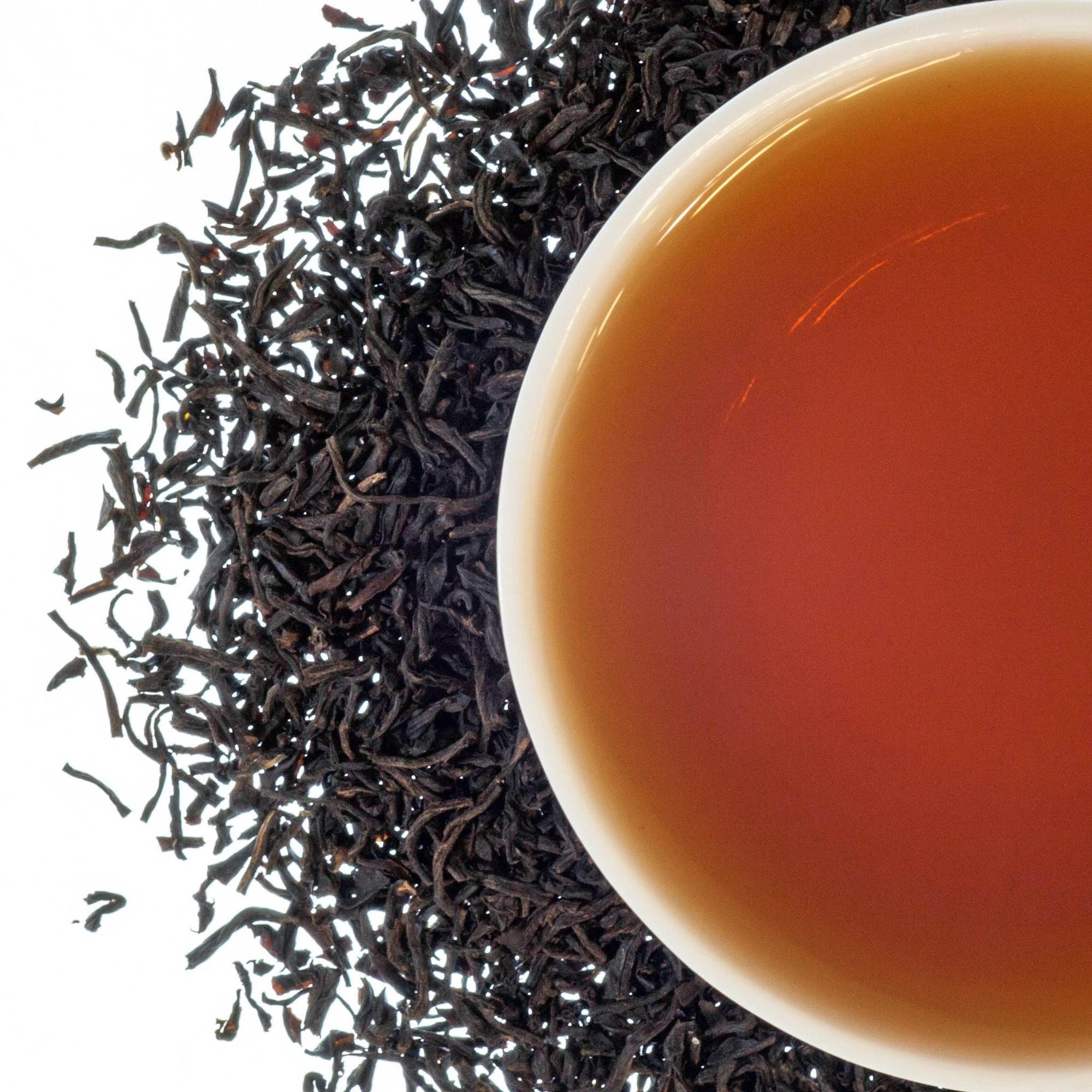 Merlinbird OEM Wholesale Free Sample Organic Natural Pure Black Tea - 4uTea   4uTea.com