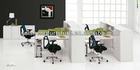2012 the most hot-sale modern fasionable modular office workstation/desk / table