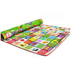 Double Surface Baby Crawling Mat Carpet Rug Brain Developing Mat Game Baby Play Pad for Children