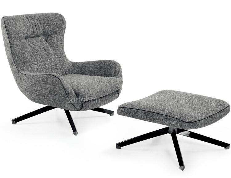 Luxury designer furniture replica jensen low back armchair for Replica designer furniture