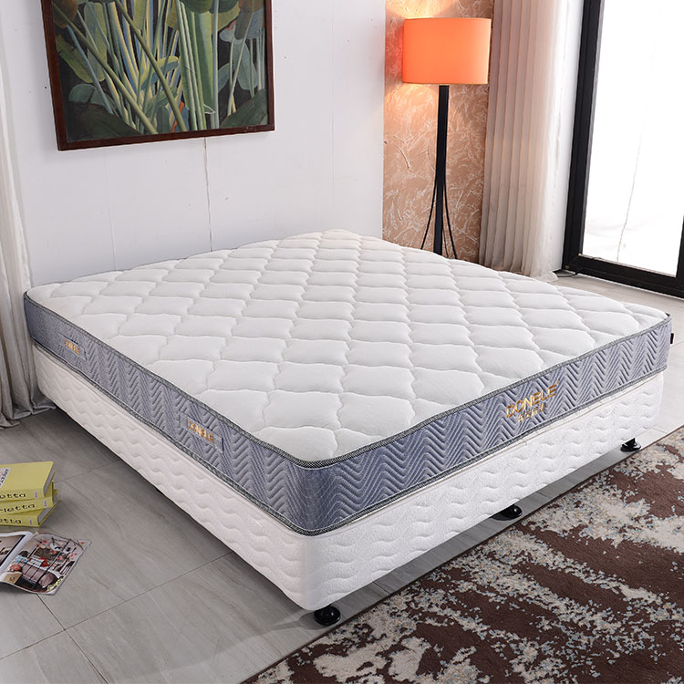 Double Pillow Top King Size Pocket Spring Fit Mattress Buy Spring