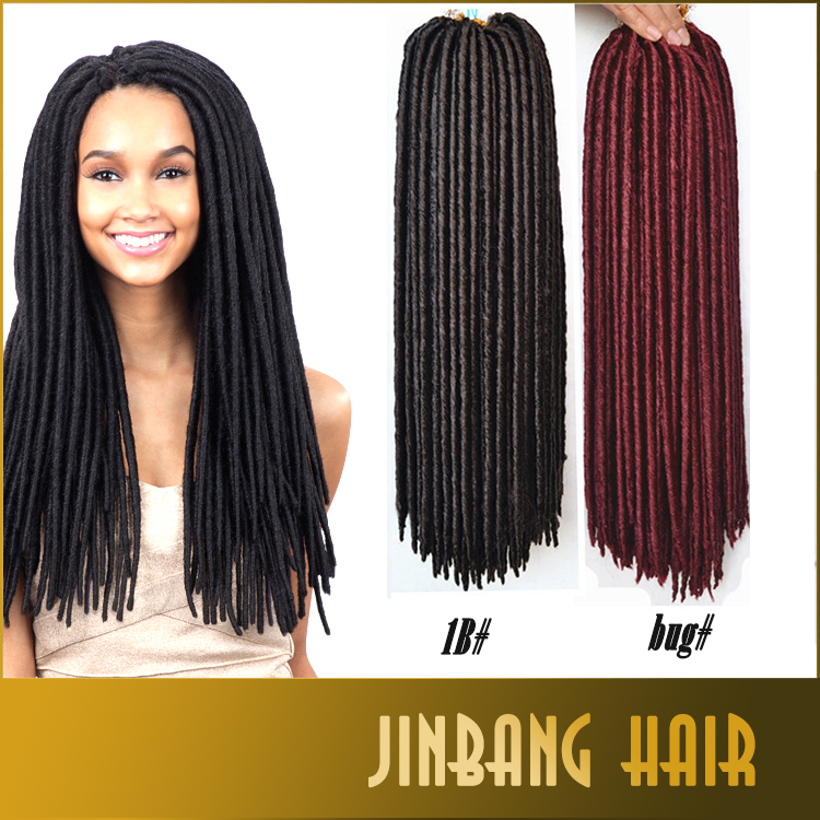 Havana Mambo Twist Crochet Braid Hair Senegalese box braids Faux Locs Synthetic Dreadlocks Braids Hair Extensions