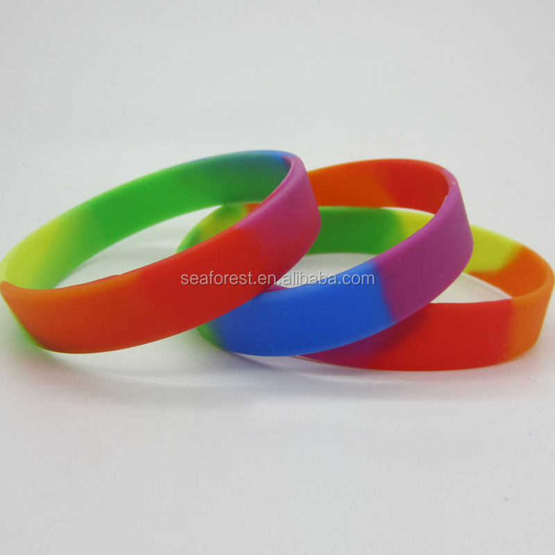 cheap silicone bracelet custom rubber energy bracelets