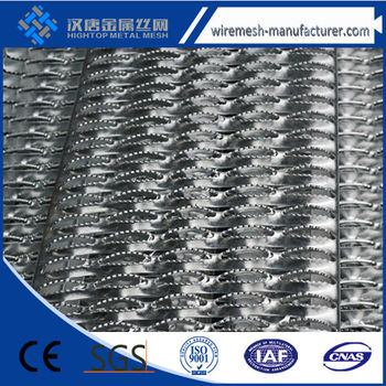 Anti Skid The Crocodile Mouth Checkered Plate Stair Tread