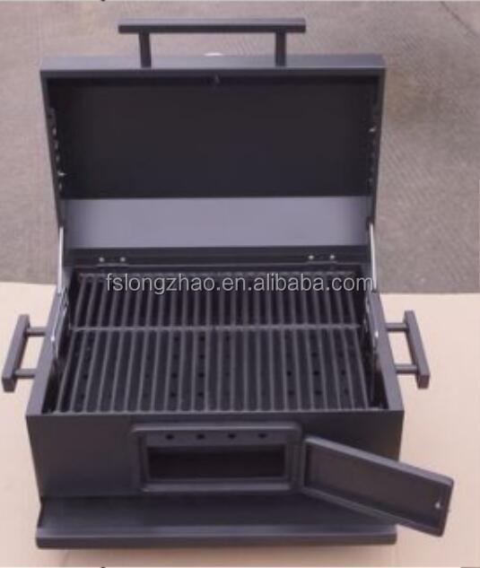 Low price indoor bbq steel grill charcoal hibachi grills for sale