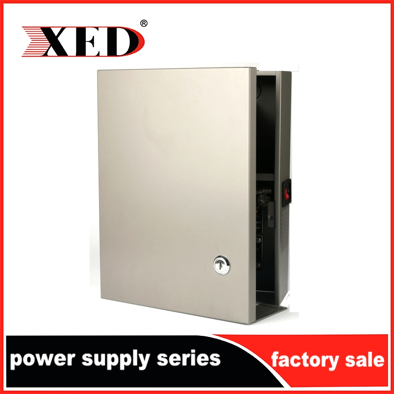 Uninterrupted 36Watt12Vdc output battery back up power supply UPS function power supply for cctv security digital network use