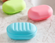 Home traveling soap box Waterproof Leakproof Soap Holder Case with Cover Soap Dishes Container Bathroom Accessories