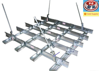Metal Frame Suspended Ceiling Have A Good Market In