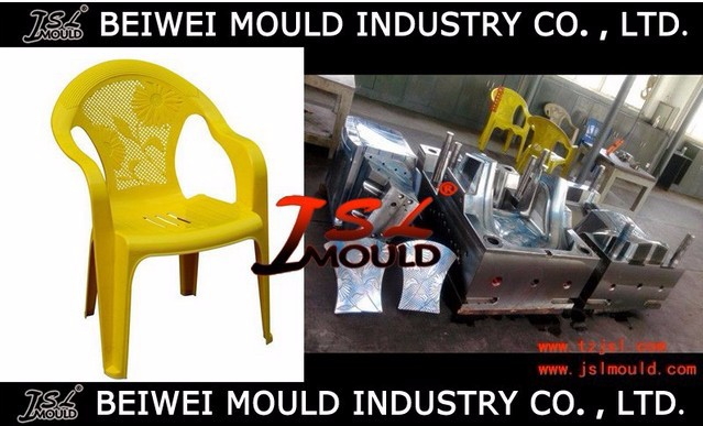 exquisite design chair plastic mould OEM service