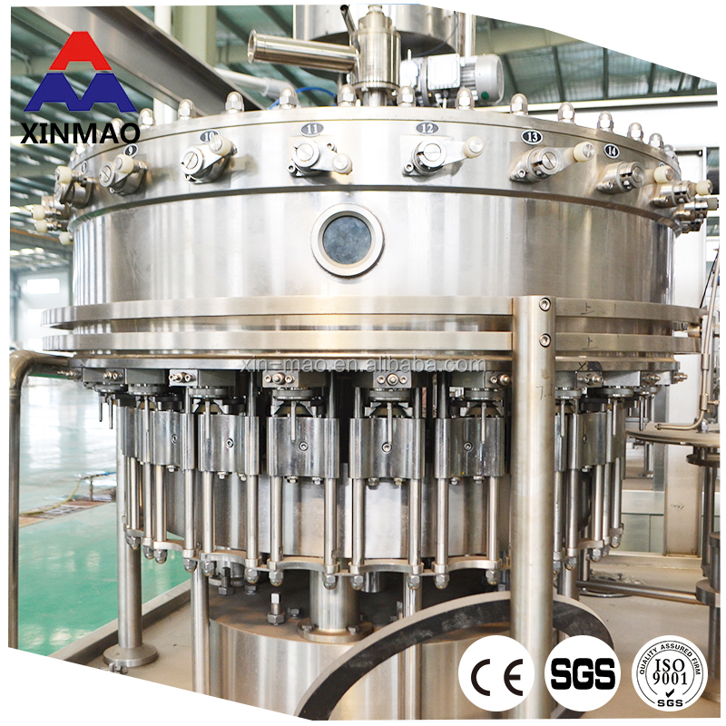 Xin mao brand automatic alcoholic beverage making/filling machine/plant