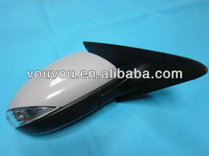 door mirror with light and folding motor for mazda 3 new
