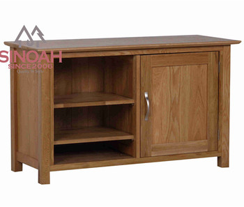 903 Range 100 Solid Oak Small Tv Stand Cabinets Units