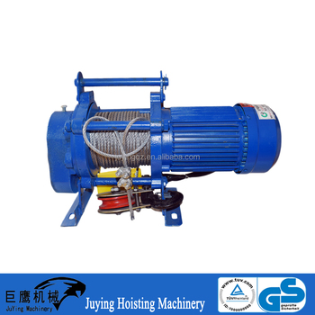 120 Volt Winch >> Single Phase 120 Volt Electric Winch