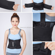 Cheap price waist pain treatment Lumbar traction belt / orthopedic back support belt