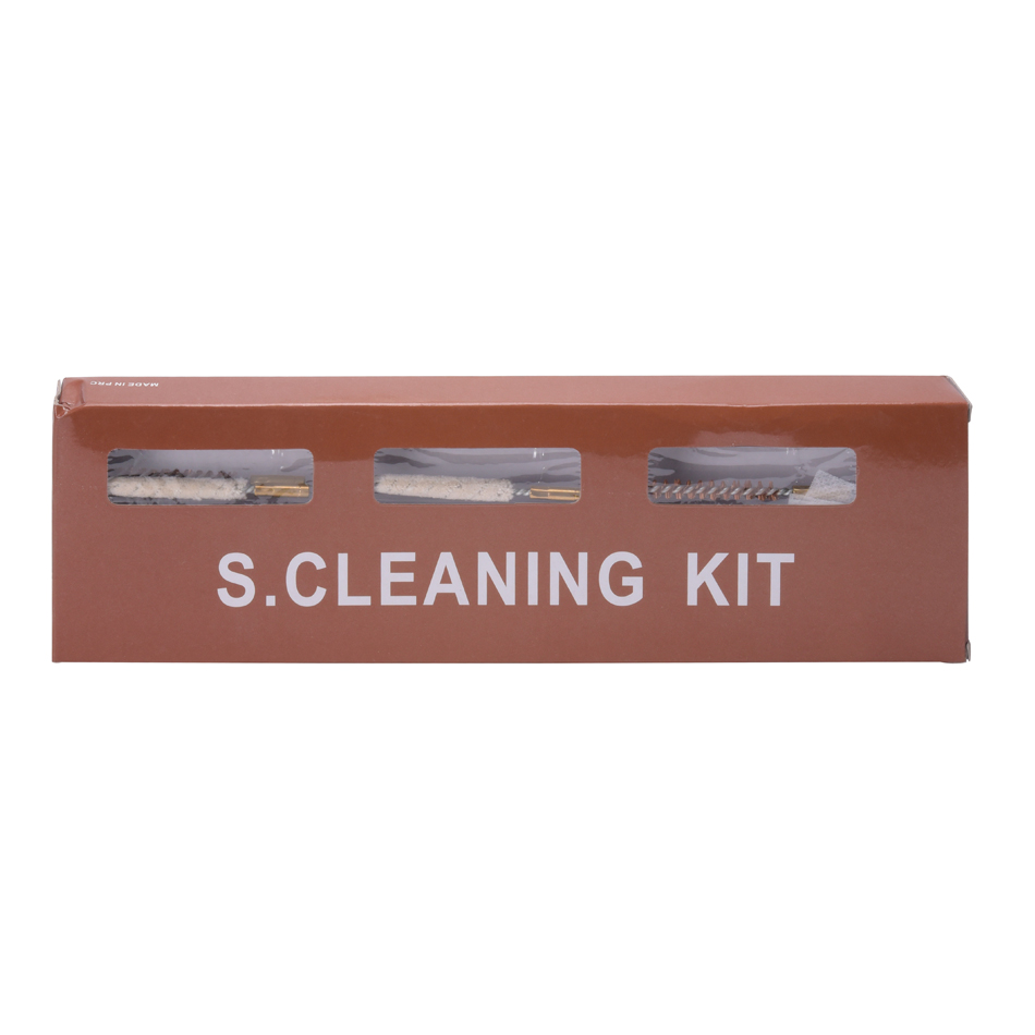 .22cal to.27cal bore brush bronze cleaner rod useful cleaning kits for <strong>guns</strong>