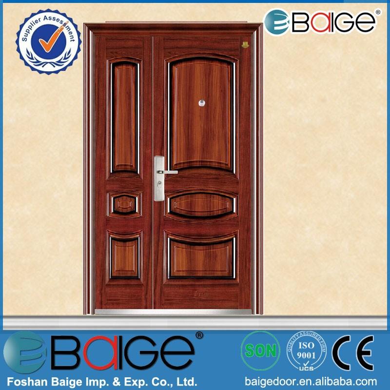 Bg-s9045b China Manufacturer Door/made In Turkey Door/double Steel ...