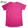 Blank fitted dry fit t-shirt , quick dry tshirt , running shirts