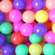 Factory Cheap Price Wholesale Various Color Plastic Ocean Balls Toy Air Sea Ball