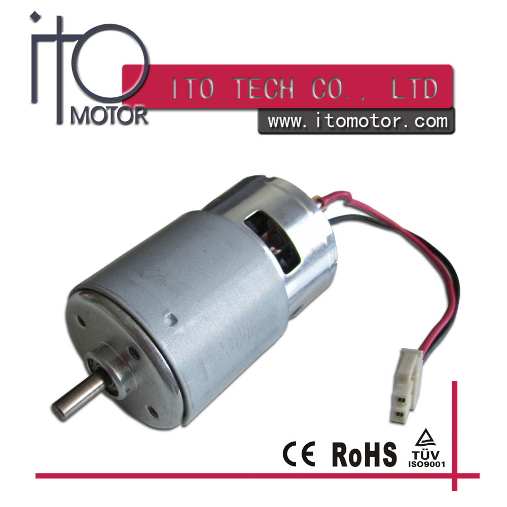 36v rs-7712 electrical motor