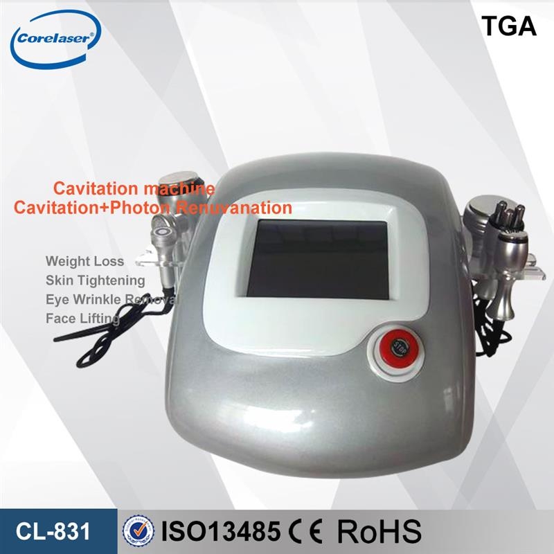 2017 new model cavitation weight loss machine