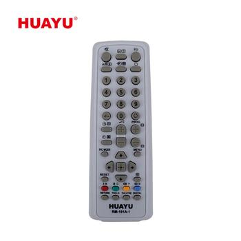 Rm-191a-1 Huayu Universal Tv Remote Control Use For Sony Tv Factory Price -  Buy Huayu Remote Control,Universal Tv Remote Control,Tv Remote Use For