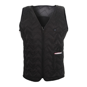 custom sweater vest electric best battery heated vest motorcycle leather vest for motorcycles