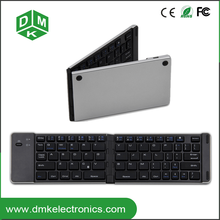 Factory mini folding bluetooth keyboard for mobile phone and for tablet pc